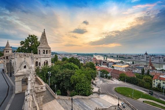 Budapest-Reiseangebote