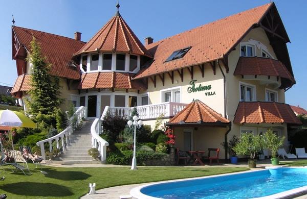 Hotel Fortuna Héviz