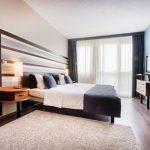 Hotel Europafit Zimmerbeispiel