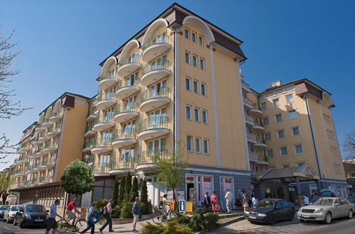 Hotel Palace Aussenansicht